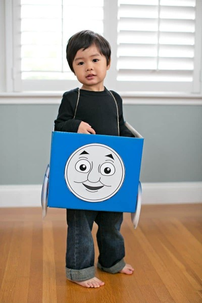Thomas And Friends Costumes + 5 Printable Faces