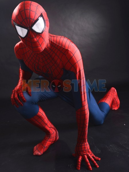 2015 Hot Selling New 3d Printed The Amazing Spiderman 2 Costume