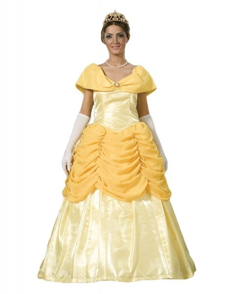 Deluxe Beauty And The Beast Costumes