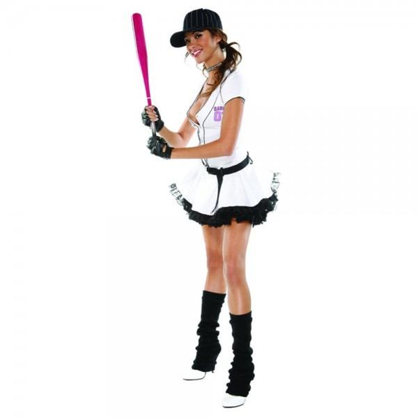 Fantasy League Baseball Costume