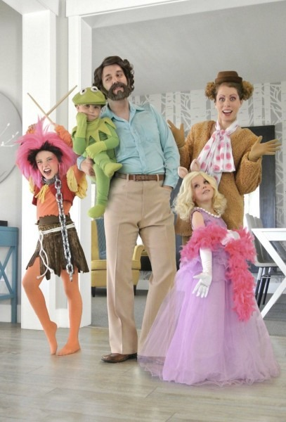 Jim Henson And The Muppets Halloween Costume   Pics