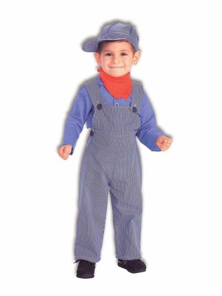 Fascinating Toddler Boys Lil' Engineer Costume  Impress Your