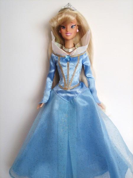 Disney Store Aurora Doll