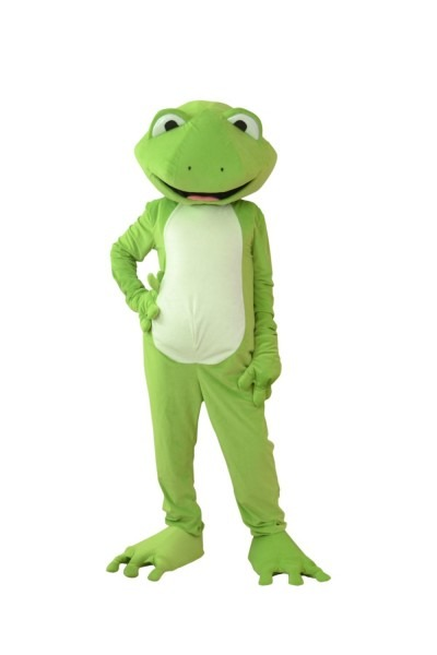 Baby Tree Frog Costume
