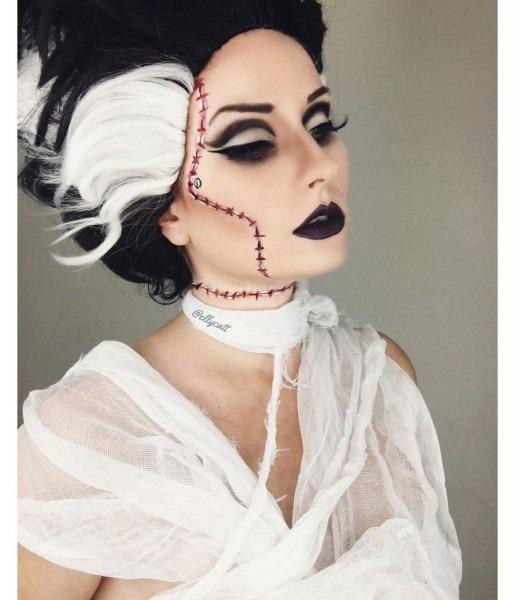 26  Womens Bride Of Frankenstein Costume Party City, Frankenstein
