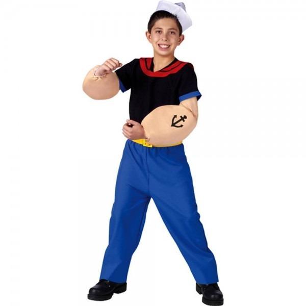 Popeye Child Halloween Costume