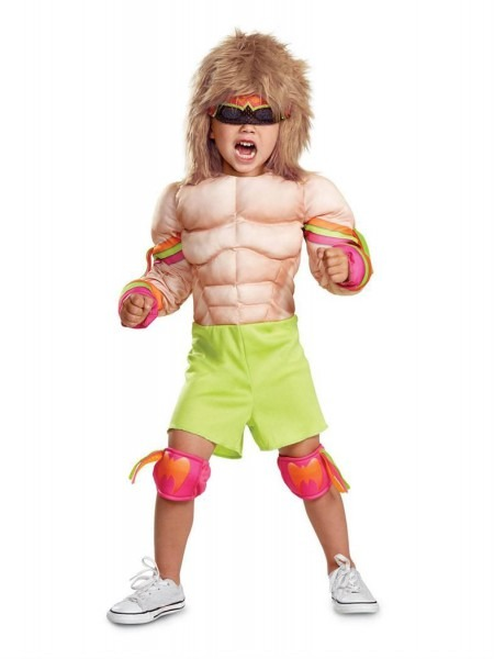 Wwe Ultimate Warrior Infant Muscle Costume In 2018