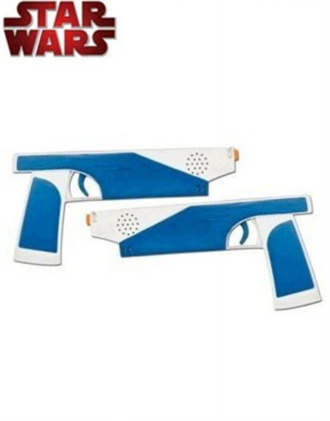 Adult Child Star Wars Clone Pre Vizsla Costume Blaster Gun