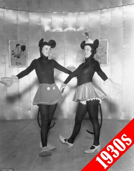How Halloween Costume Trends Have Evolved Over The Past 115 Years