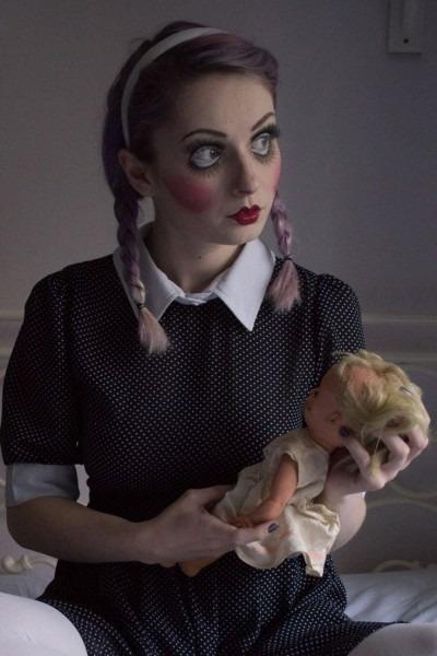 30 Diy Halloween Costume Ideas Ideas Of Baby Doll Halloween Costume