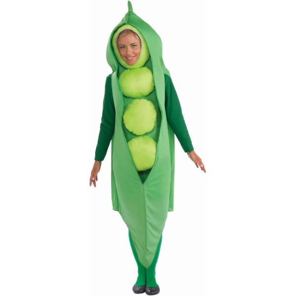 Acomes  Snow Peas Soybeans Cosplay Costume Costume Fun Food