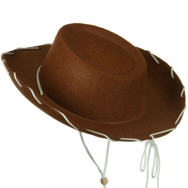 Child Cowboy Cowgirl Hat Toy Story Jessie Woody Western Costume