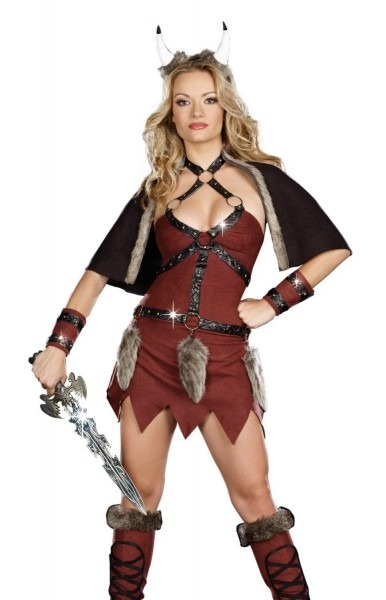 Viking Costume For Women