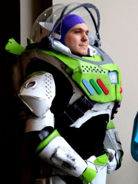 Real Life Buzz Lightyear