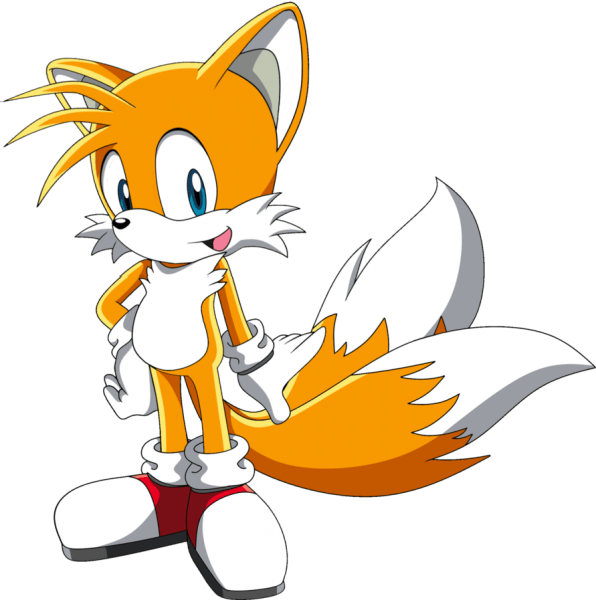 Tails The Fox By Siient
