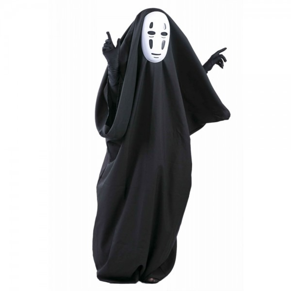 No Face Costume Spirited Away No Face Outfit Cospaly Costume The