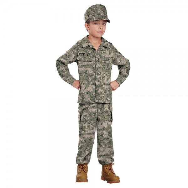 Boys Soldier Military Halloween Costume  Boyscostumes