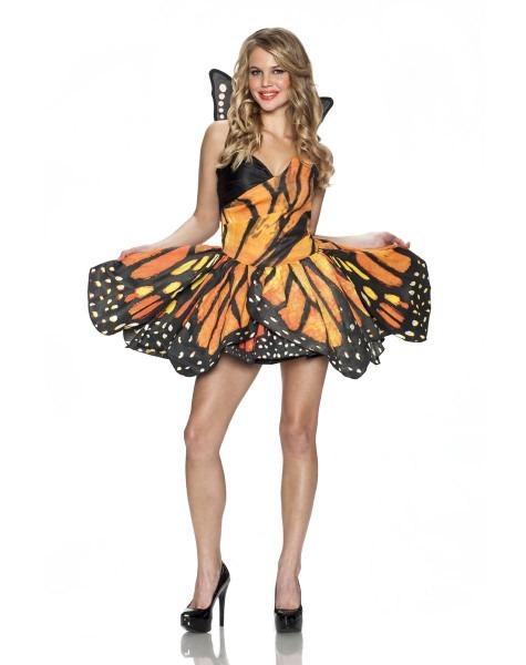 Monarch Butterfly Adult Womens Costume – Spirit Halloween
