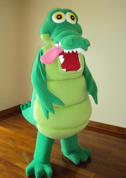 Crocodile Costume For Kids