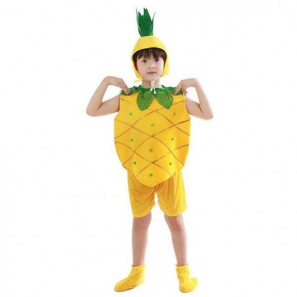 Amazon Com  Mewow Halloween Kids Girls Boys Fruit Costume, Banana