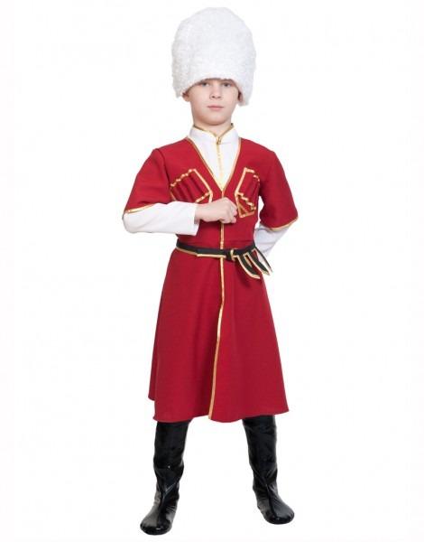 Russian Halloween Costume ''dzhigit''