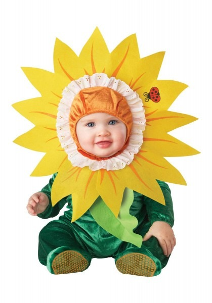 Silly Sunflower Costume, Infants & Toddlers Fancy Dress