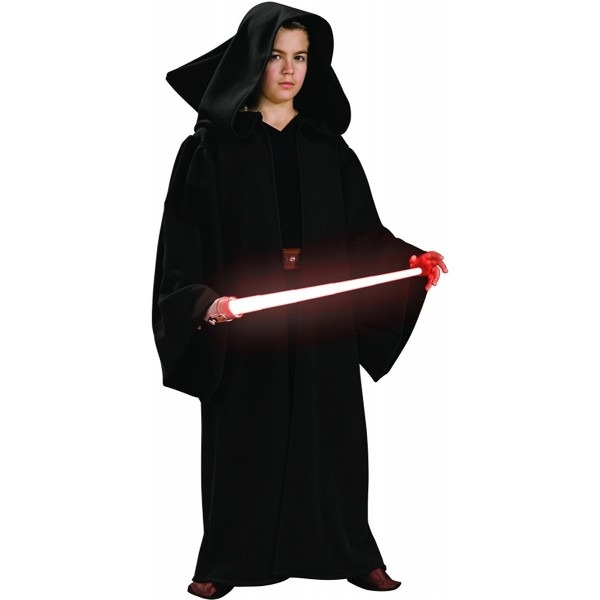 Amazon Com  Star Wars Child's Deluxe Hooded Sith Robe, Large  Toys