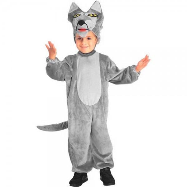Amazon Com  Toddler Big Bad Wolf Halloween Costume (size  2t
