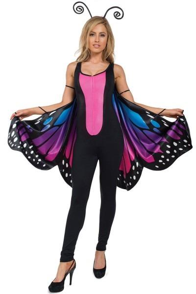 Butterfly Wings Costume  Women's Halloween Butterfly Costumes