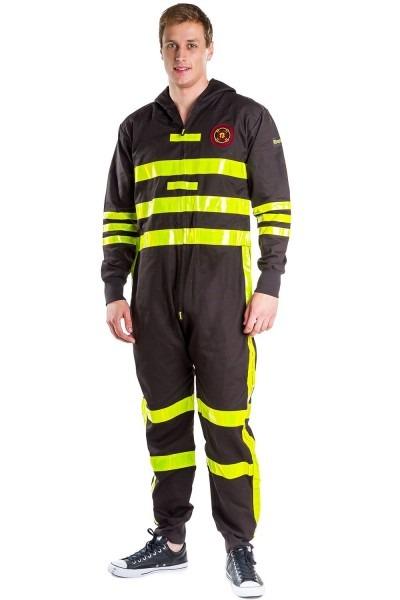 Men's Firefighter Costume