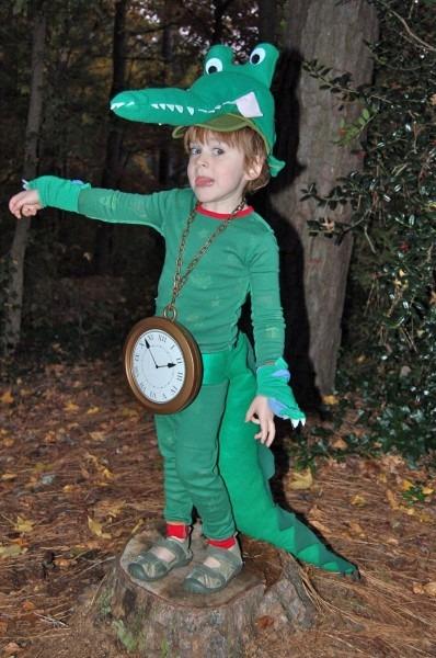 Disney Costumes  Tick Tock The Crocodile Costume For Peter Pan