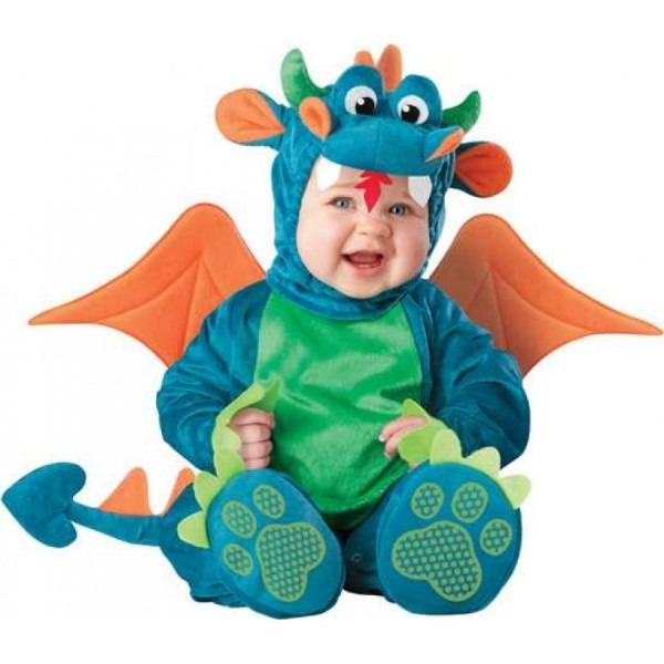 Dinky Dragon Baby Halloween Costume