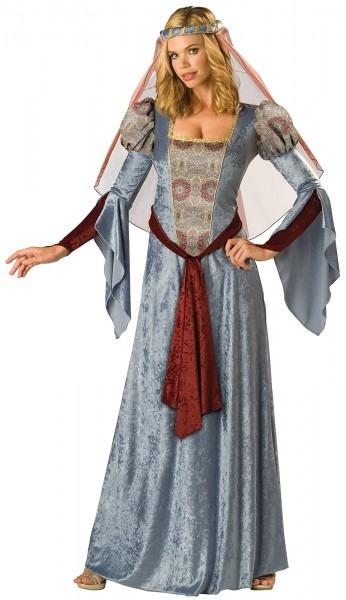 Robin Hood Maid Marian Adult Women Renaissance Medieval Costume