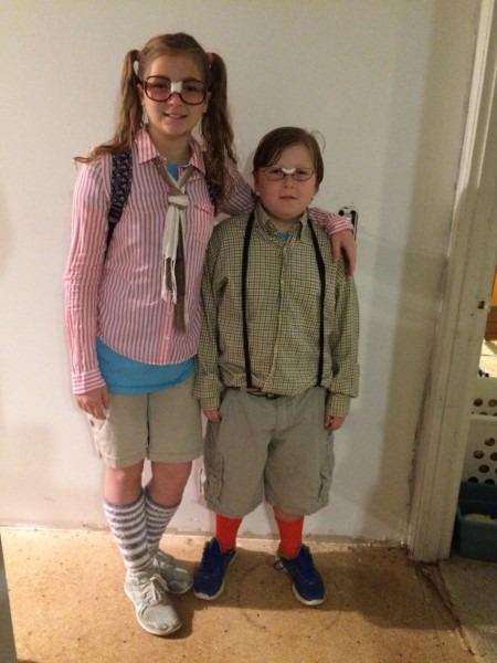 Nerd Day At School! Dress Up Like Nerd  Nerd Costume Boy Girl