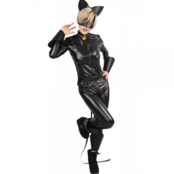 Cat Noir Costume The Anime Miraculous Ladybug Cat Noir Cosplay