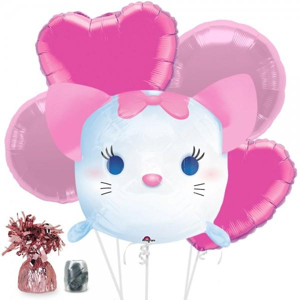 Amazon Com  Costume Supercenter Tsum Tsum Marie Cat Balloon