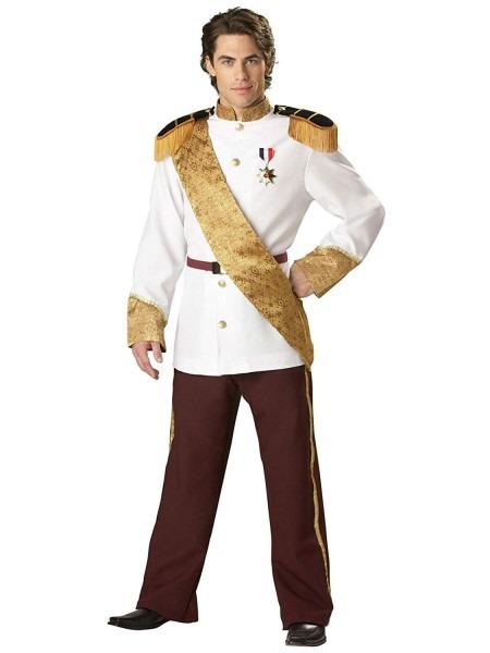 Amazon Com  Incharacter Costumes Men's Prince Charming  Clothing