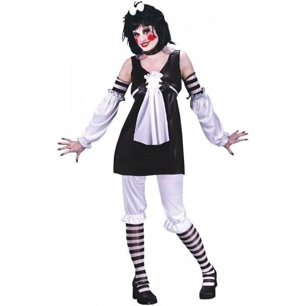 Amazon Com  Goth Ann Costume  Clothing