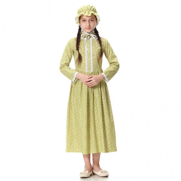 Victorian Kids Costumes & Shoes