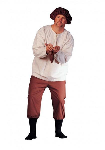Amazon Com  Rg Costumes Renaissance Peasant Male Costume, Plus