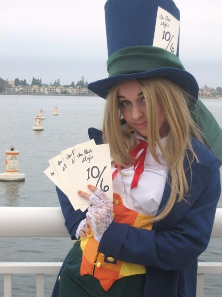 Mad Hatter (batman) By N1njap1rate