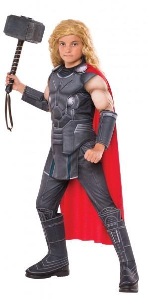 Thor Or Hulk Ragnarok Boys Fancy Dress Book Day Week Superhero Kid
