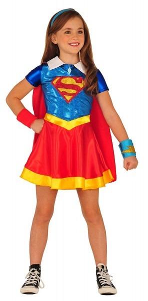 Supergirl Dc Super Hero Girls Child 4 Costume