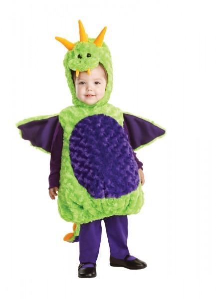 Womens Cozy Dragon Halloween Costume