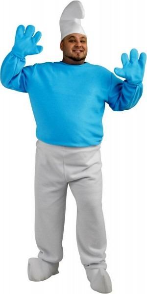 Smurfs Costume Adult Plus Size