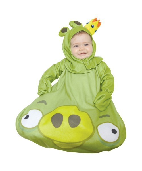 Angry Birds King Pig Baby Halloween Costume