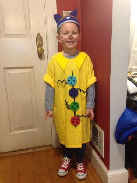 Pete The Cat Costume  Dr  Seuss Birthday Costume  Read Across