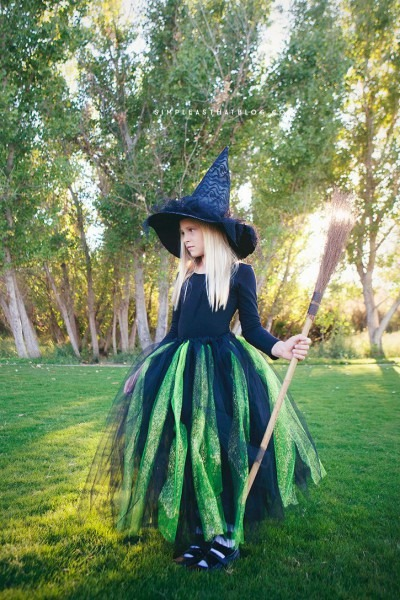 Diy Glinda And Wicked Witch Of The West Costumes