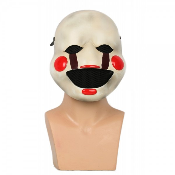 Xcoser Fnaf The Puppet Mask Deluxe Resin Marionette Mask Five