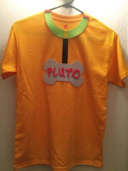 Pluto's Tshirt! So Easy & Less Than $5  Fieldday  Handmade  Pluto